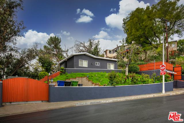 3960 Roderick Road, Los Angeles (City), CA 90065 (MLS #19422608) :: The John Jay Group - Bennion Deville Homes