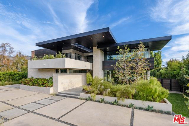 770 Amalfi Drive, Pacific Palisades, CA 90272 (MLS #19422624) :: The John Jay Group - Bennion Deville Homes