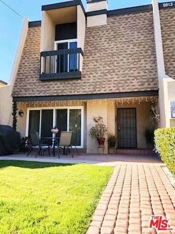5913 Etiwanda Avenue #5, Tarzana, CA 91356 (MLS #19422626) :: The John Jay Group - Bennion Deville Homes