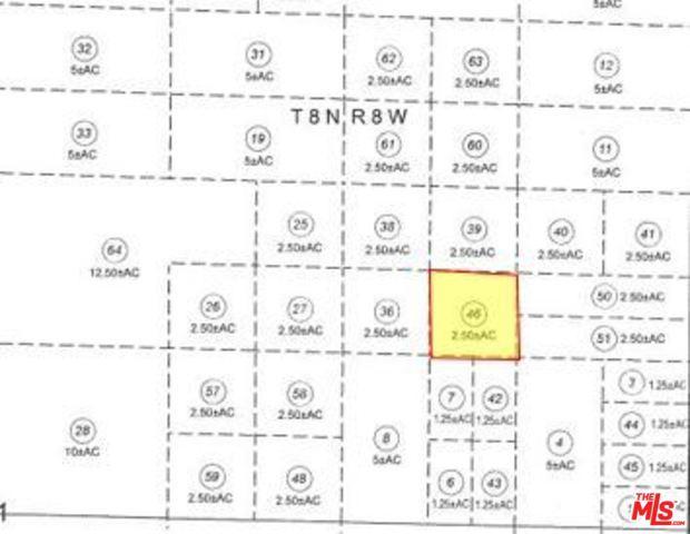 0 Vac/Vic Avenue F8/Vic 21, Hi Vista, CA 93535 (MLS #19422694) :: The John Jay Group - Bennion Deville Homes