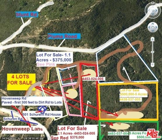 0 Hovenweep, Malibu, CA 90265 (MLS #19422758) :: The John Jay Group - Bennion Deville Homes