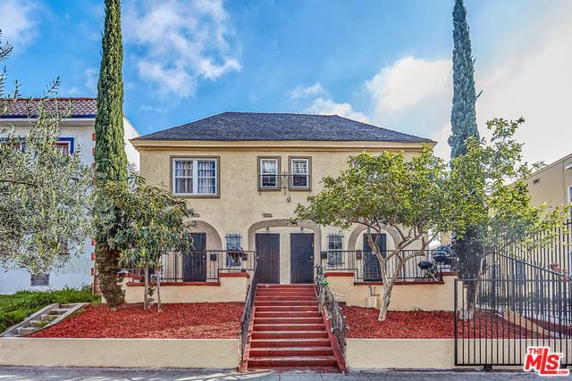 848 S Normandie Avenue, Los Angeles (City), CA 90005 (MLS #19422760) :: The John Jay Group - Bennion Deville Homes