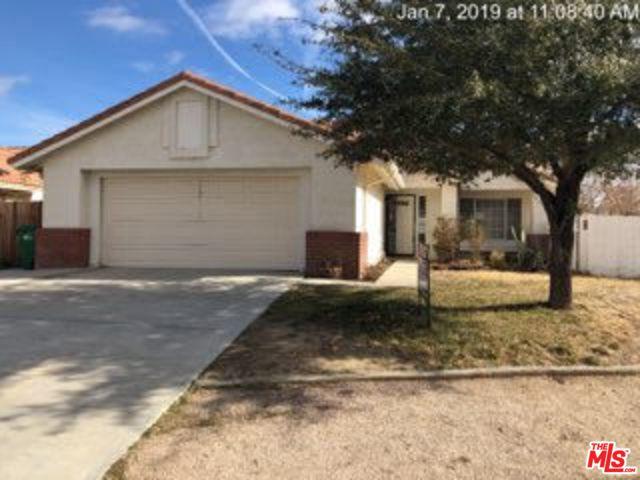 38230 Medea Court, Palmdale, CA 93550 (MLS #19422810) :: The John Jay Group - Bennion Deville Homes