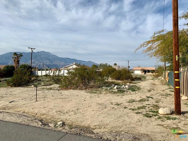 0 Ramona Drive, Desert Hot Springs, CA 92240 (MLS #19422856PS) :: The John Jay Group - Bennion Deville Homes