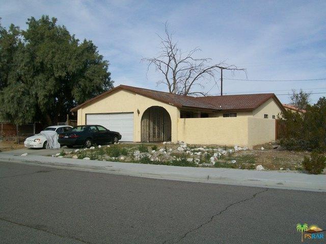 66310 Granada Avenue, Desert Hot Springs, CA 92240 (MLS #19422950PS) :: The John Jay Group - Bennion Deville Homes