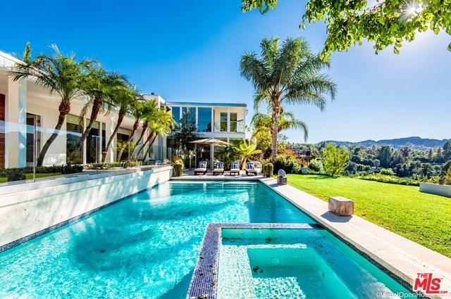 15958 High Knoll Road, Encino, CA 91436 (MLS #19423112) :: The John Jay Group - Bennion Deville Homes