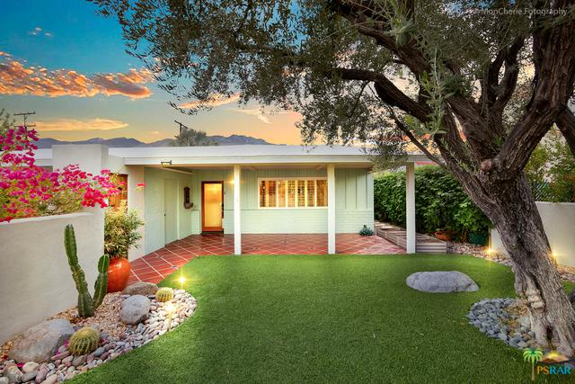 511 N Calle Rolph, Palm Springs, CA 92262 (MLS #19423114PS) :: Deirdre Coit and Associates