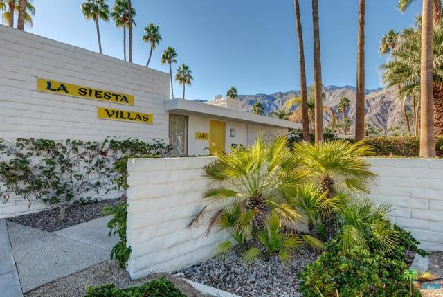247 W Stevens Road #8, Palm Springs, CA 92262 (MLS #19423148PS) :: Brad Schmett Real Estate Group