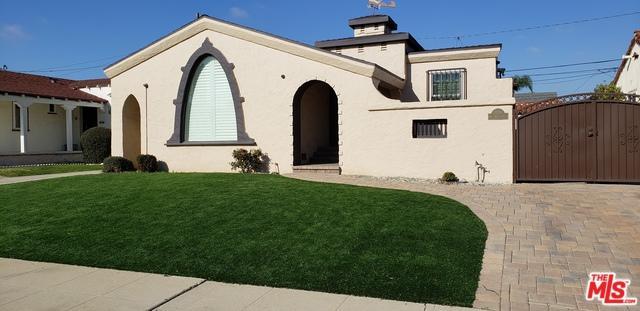 2519 W 85th Street, Inglewood, CA 90305 (MLS #19423292) :: The John Jay Group - Bennion Deville Homes