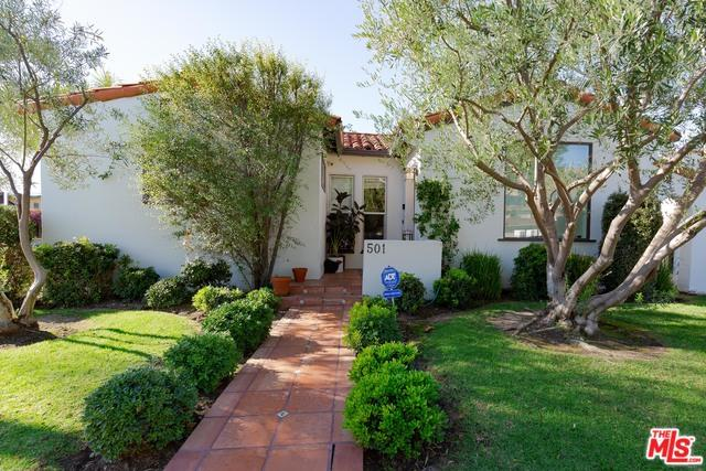 501 N Detroit Street, Los Angeles (City), CA 90036 (MLS #19423318) :: The John Jay Group - Bennion Deville Homes
