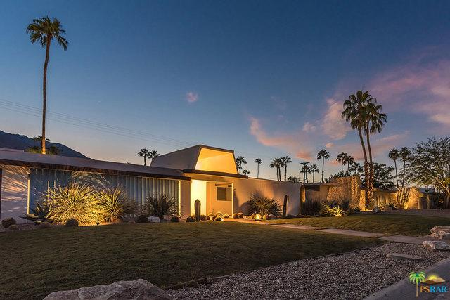 425 N Juanita Drive, Palm Springs, CA 92262 (MLS #19423362PS) :: Brad Schmett Real Estate Group