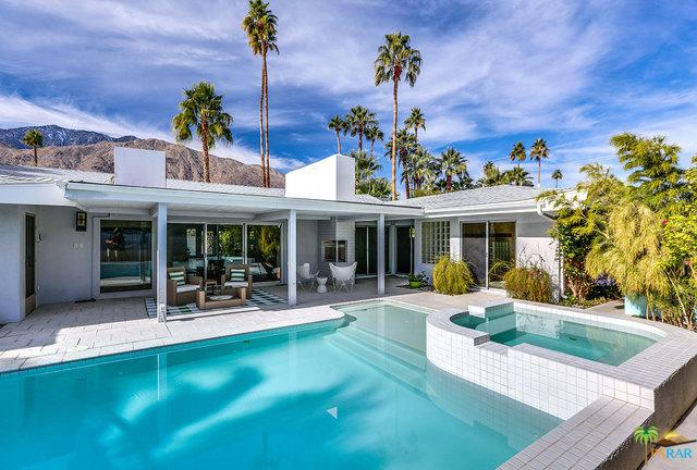 1088 S Manzanita Avenue, Palm Springs, CA 92264 (MLS #19423364PS) :: Deirdre Coit and Associates
