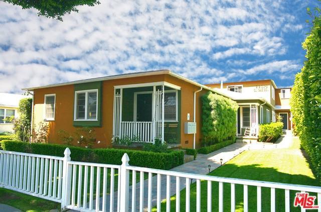 2201 Oak Street, Santa Monica, CA 90405 (MLS #19423474) :: The John Jay Group - Bennion Deville Homes