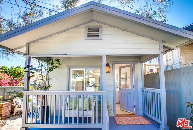 3014 7th Street, Santa Monica, CA 90405 (MLS #19423496) :: The John Jay Group - Bennion Deville Homes
