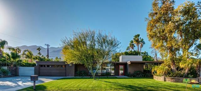 315 N Monterey Road, Palm Springs, CA 92262 (MLS #19423502PS) :: Brad Schmett Real Estate Group
