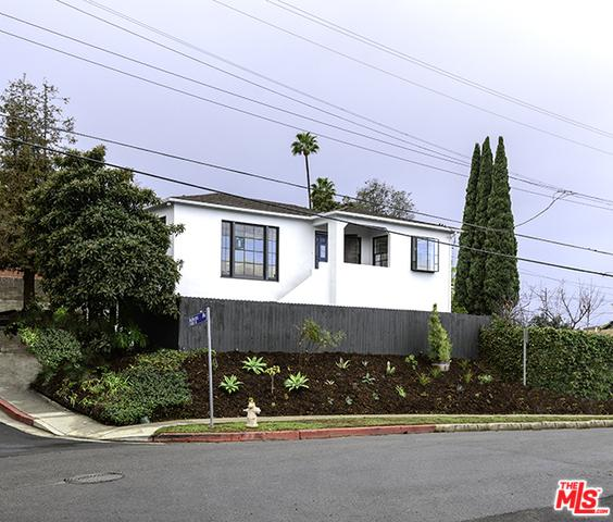 2861 Adkins Avenue, Los Angeles (City), CA 90032 (MLS #19423504) :: The Jelmberg Team