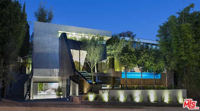 8971 Shoreham Drive, Los Angeles (City), CA 90069 (MLS #19423622) :: The John Jay Group - Bennion Deville Homes