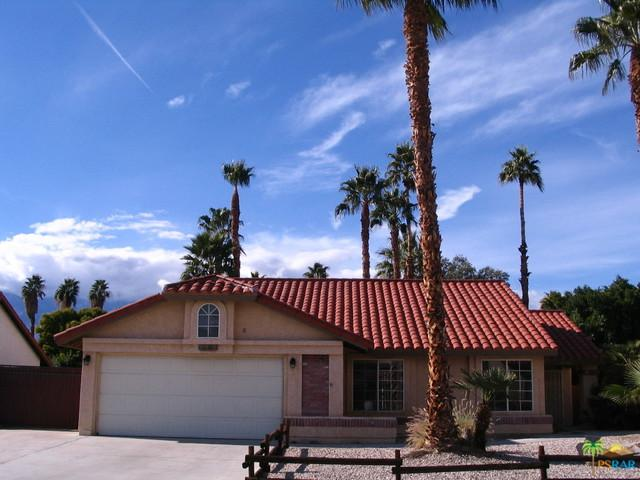 28703 Avenida Marquesa, Cathedral City, CA 92234 (MLS #19423682PS) :: The John Jay Group - Bennion Deville Homes