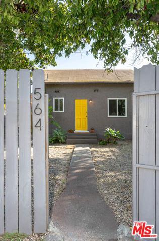 564 Broadway Street, Venice, CA 90291 (MLS #19423886) :: The John Jay Group - Bennion Deville Homes