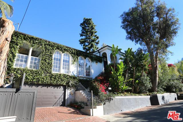 2806 Nichols Canyon Road, Los Angeles (City), CA 90046 (MLS #19424014) :: The John Jay Group - Bennion Deville Homes