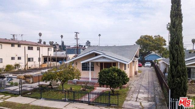 630 N Oxford Avenue, Los Angeles (City), CA 90004 (MLS #19424020) :: The John Jay Group - Bennion Deville Homes