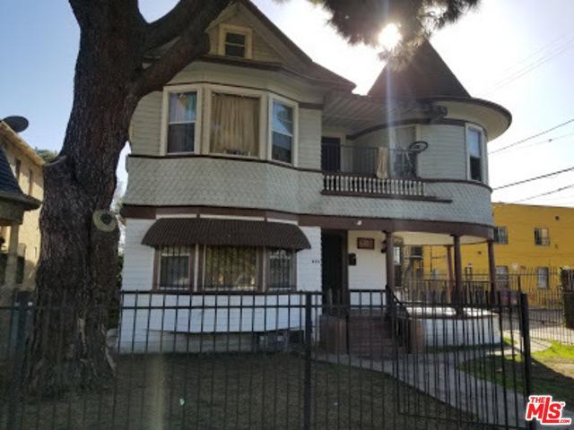 626 E 54th Street, Los Angeles (City), CA 90011 (MLS #19424162) :: The John Jay Group - Bennion Deville Homes