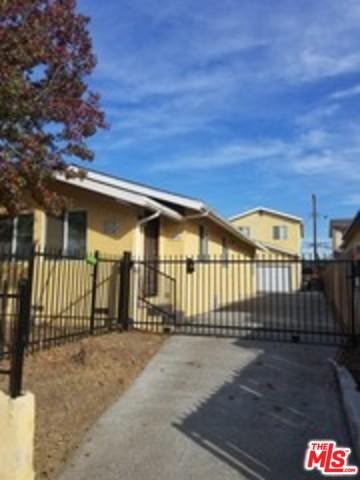 8714 Orchard Avenue, Los Angeles (City), CA 90044 (MLS #19424204) :: The John Jay Group - Bennion Deville Homes
