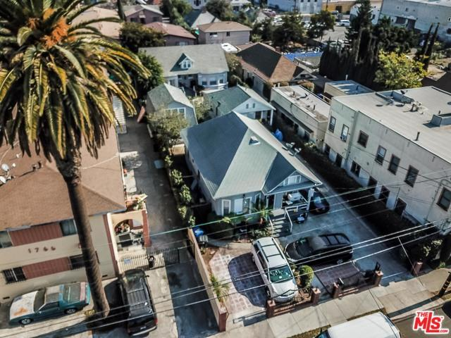 1800 S New England Street, Los Angeles (City), CA 90006 (MLS #19424316) :: The John Jay Group - Bennion Deville Homes