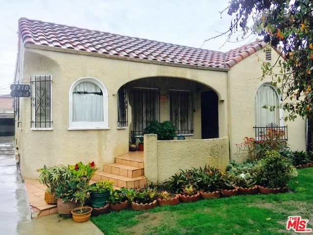 2212 Hauser, Los Angeles (City), CA 90016 (MLS #19424338) :: The John Jay Group - Bennion Deville Homes