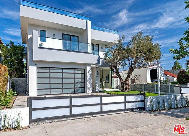 852 N Vista Street, Los Angeles (City), CA 90046 (MLS #19424404) :: The Sandi Phillips Team