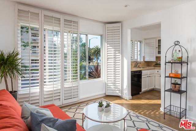757 Ocean Avenue #104, Santa Monica, CA 90402 (MLS #19424540) :: The John Jay Group - Bennion Deville Homes