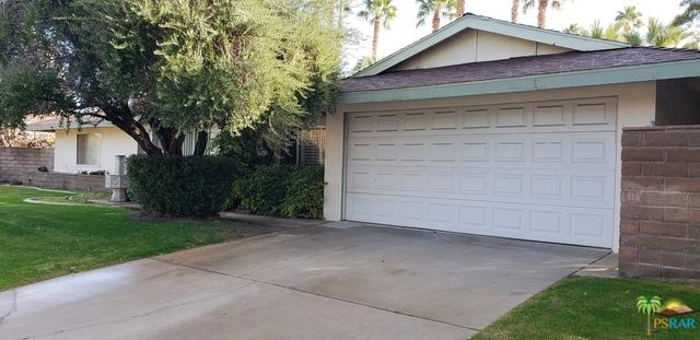 1186 S San Joaquin Drive, Palm Springs, CA 92264 (MLS #19424900PS) :: Brad Schmett Real Estate Group