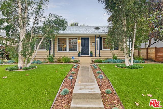 6209 Agnes Avenue, North Hollywood, CA 91606 (MLS #19425168) :: The Jelmberg Team