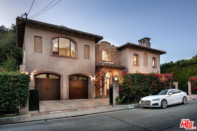 1191 N Bundy Drive, Los Angeles (City), CA 90049 (MLS #19425294) :: The Sandi Phillips Team