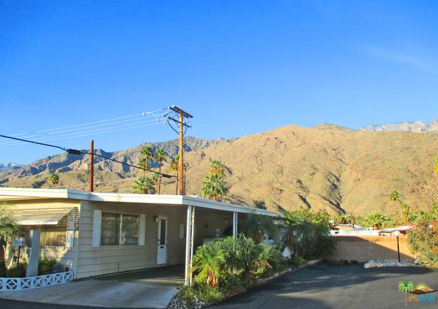 204 Safari, Palm Springs, CA 92264 (MLS #19425324PS) :: The Jelmberg Team