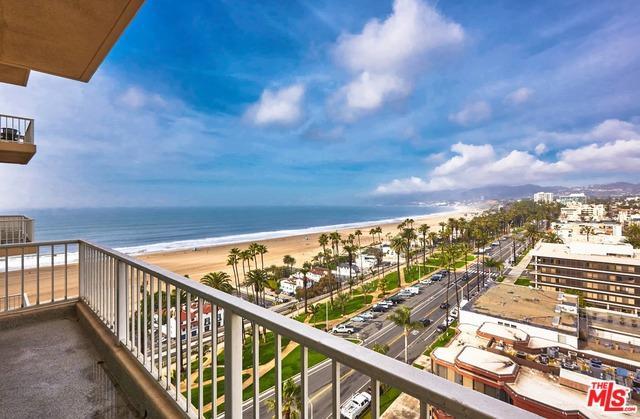 101 California Avenue #1103, Santa Monica, CA 90403 (MLS #19425428) :: The Sandi Phillips Team
