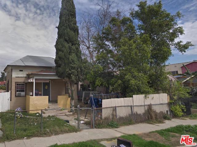 1875 W 20th Street, Los Angeles (City), CA 90007 (MLS #19425472) :: The Jelmberg Team