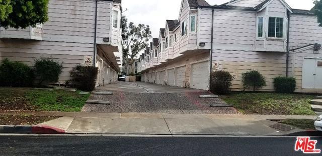 812 N Inglewood Avenue #4, Inglewood, CA 90302 (MLS #19425502) :: The Jelmberg Team