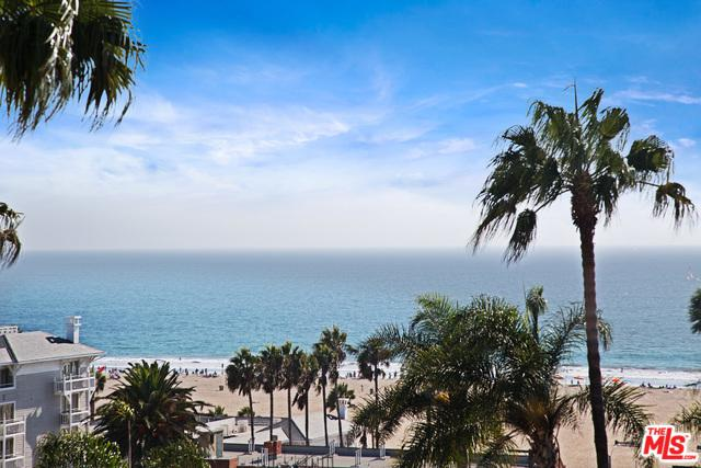 1755 Ocean #605, Santa Monica, CA 90401 (MLS #19425772) :: The Sandi Phillips Team