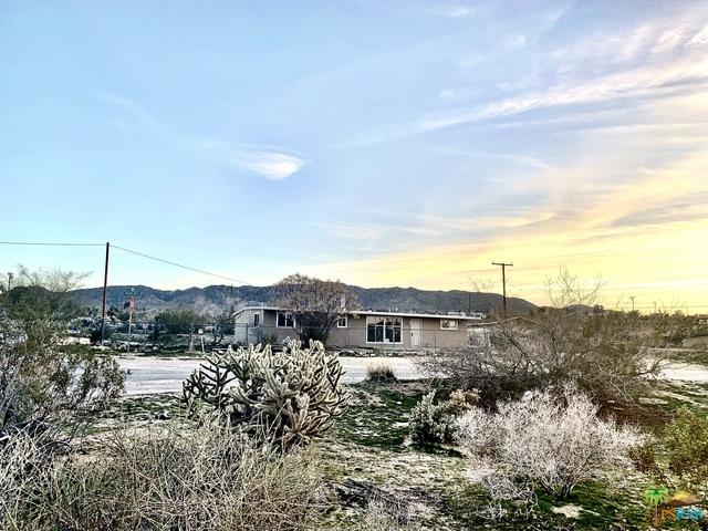 61423 Desert Air Road, Joshua Tree, CA 92252 (MLS #19425776PS) :: The Sandi Phillips Team