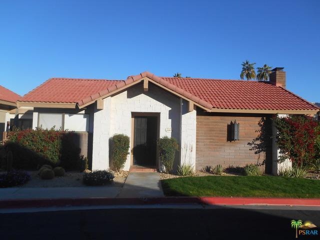 2490 E Miramonte Circle B, Palm Springs, CA 92264 (MLS #19425830PS) :: Hacienda Group Inc