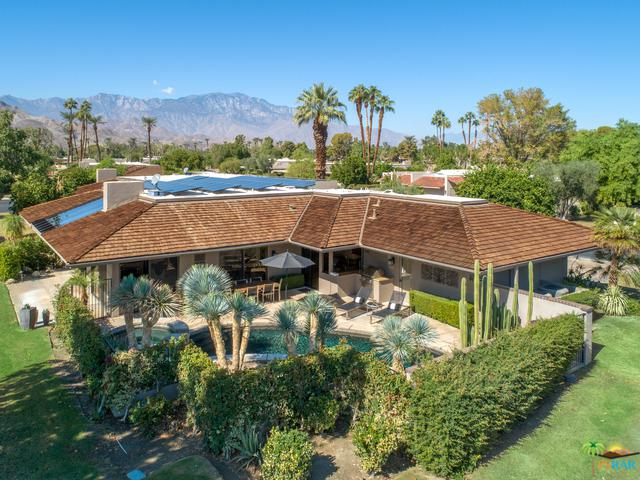 9 Columbia Drive, Rancho Mirage, CA 92270 (MLS #19425862PS) :: Team Wasserman