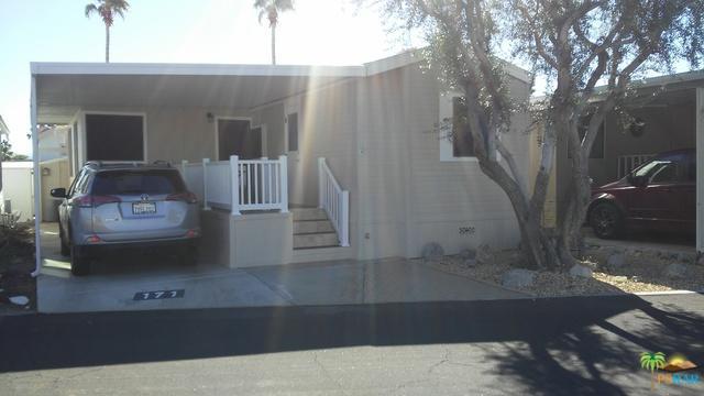 69801 Ramon Road #171, Cathedral City, CA 92234 (MLS #19426242PS) :: Brad Schmett Real Estate Group