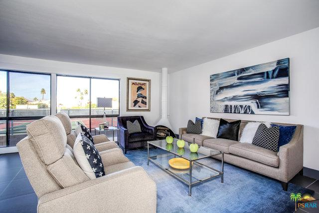2727 S Sierra Madre #9, Palm Springs, CA 92264 (MLS #19426302PS) :: The Jelmberg Team
