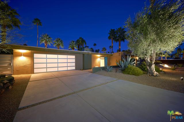 2740 E Livmor Avenue, Palm Springs, CA 92262 (MLS #19426308PS) :: Brad Schmett Real Estate Group