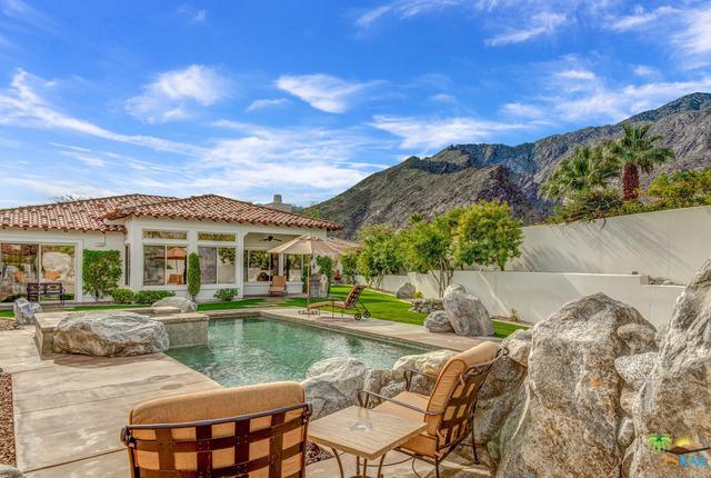 344 Big Canyon Drive, Palm Springs, CA 92264 (MLS #19426484PS) :: Brad Schmett Real Estate Group