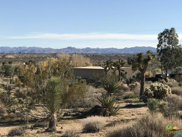 0 Starlight Mesa, Yucca Valley, CA 92284 (MLS #19426736PS) :: Hacienda Group Inc
