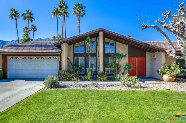 2130 E Amarillo Way, Palm Springs, CA 92264 (MLS #19426770PS) :: Brad Schmett Real Estate Group