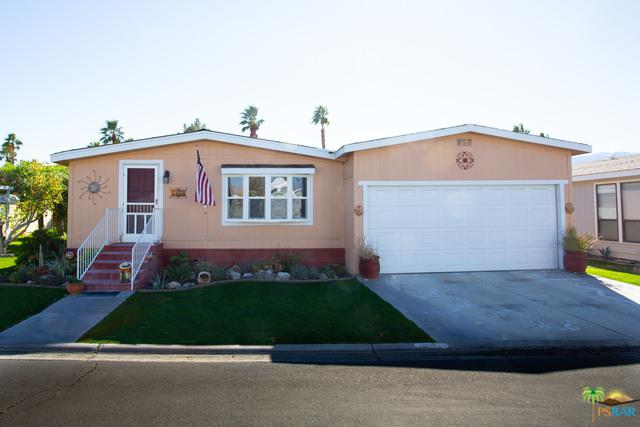 1168 Via Merced #205, Cathedral City, CA 92234 (MLS #19426808PS) :: The Jelmberg Team