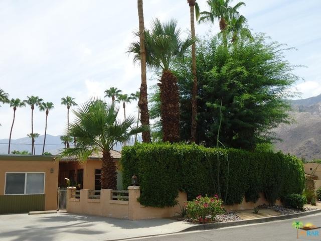 967 E Camino Parocela, Palm Springs, CA 92264 (MLS #19426822PS) :: Brad Schmett Real Estate Group